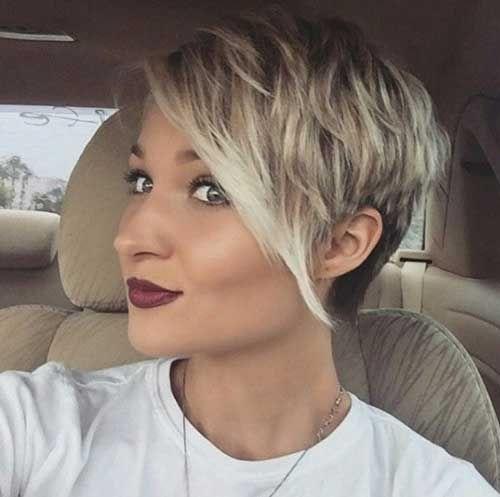 Belles coupes Blondes 4