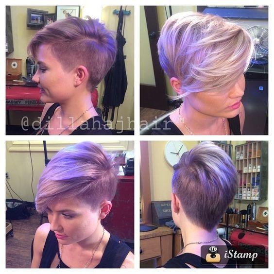 Belles coupes Blondes 8
