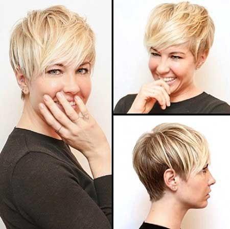 Belles coupes Blondes 9