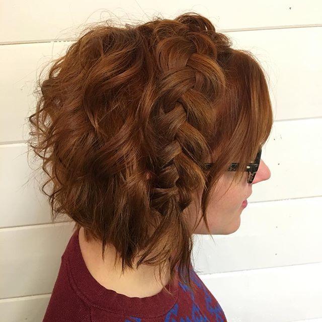 belle coiffure cheveux courte | Coiffure simple et facile
