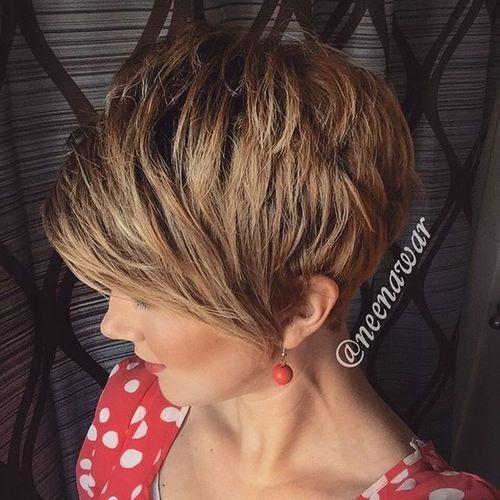 Couleur des cheveux idées 17