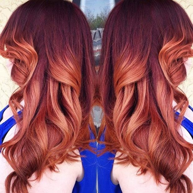 Hottest Balayage Hair  10