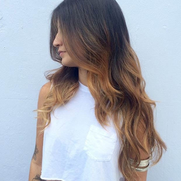 Hottest Balayage Hair  1