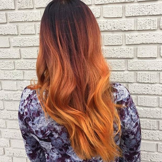 Hottest Balayage Hair  14
