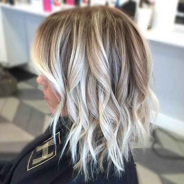 Hottest Balayage Hair  15