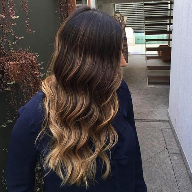 Hottest Balayage Hair  18