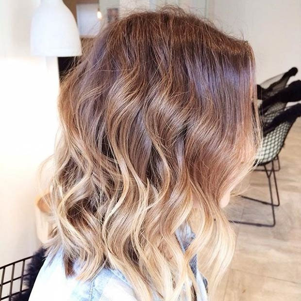 Hottest Balayage Hair  19