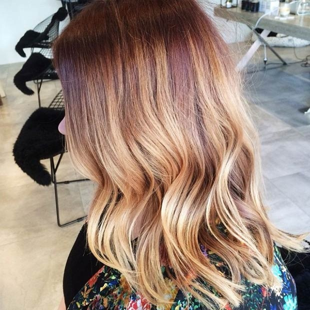Hottest Balayage Hair  20