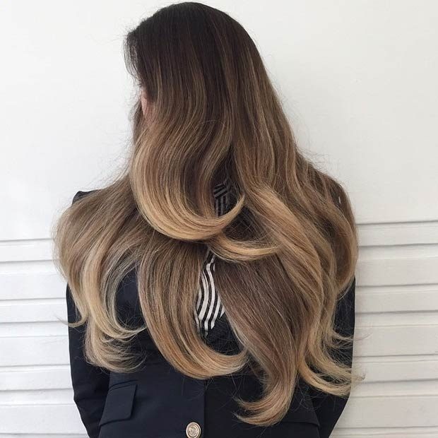 Hottest Balayage Hair  2