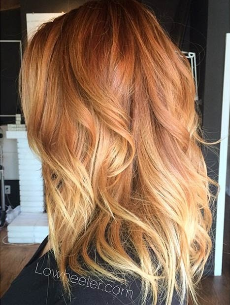 Hottest Balayage Hair  22