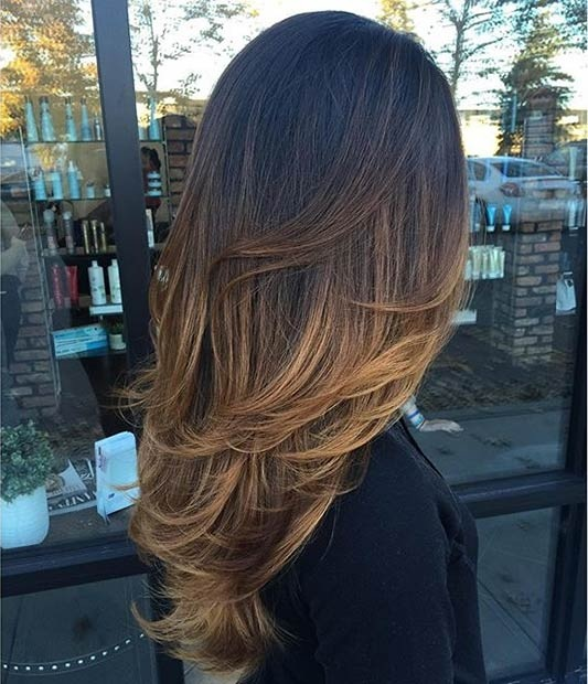 Hottest Balayage Hair  23