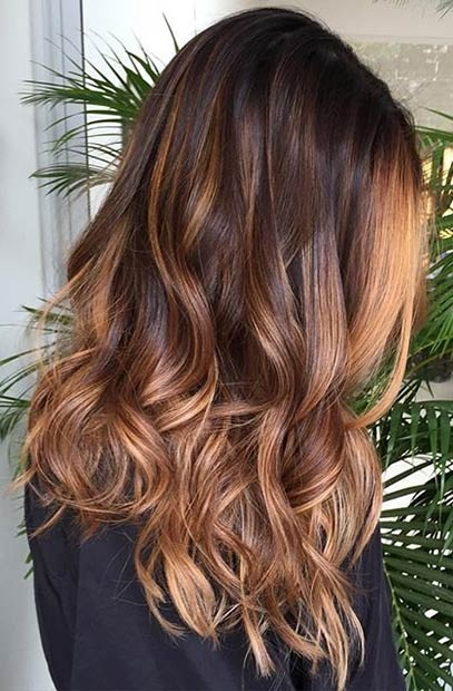 Hottest Balayage Hair  29