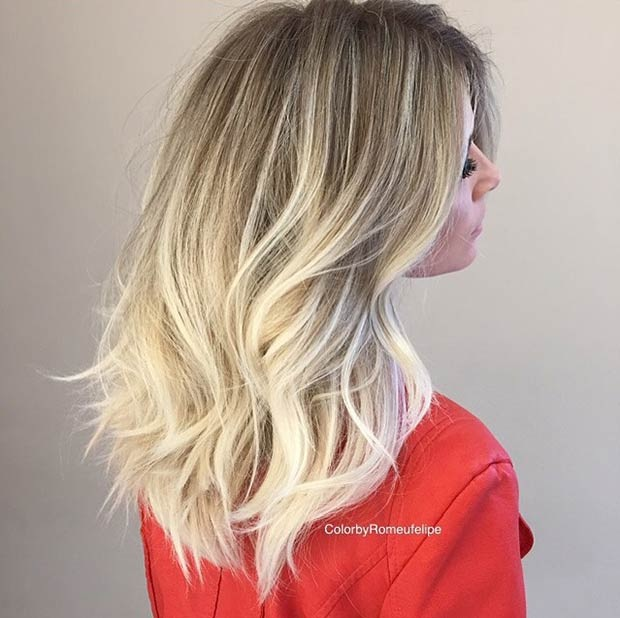 Hottest Balayage Hair  30