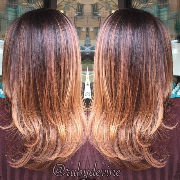 Hottest Balayage Hair  31