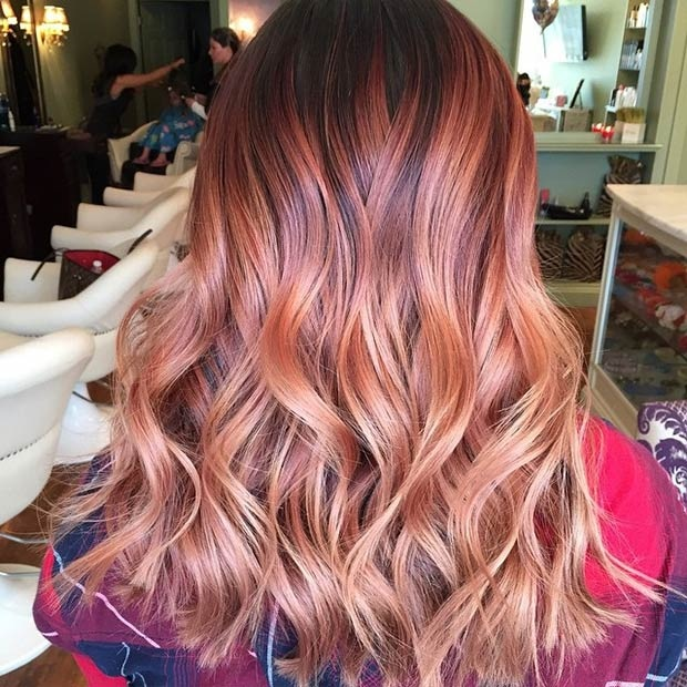 Hottest Balayage Hair  37