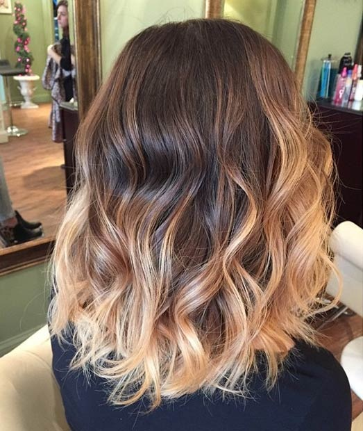 Hottest Balayage Hair  38