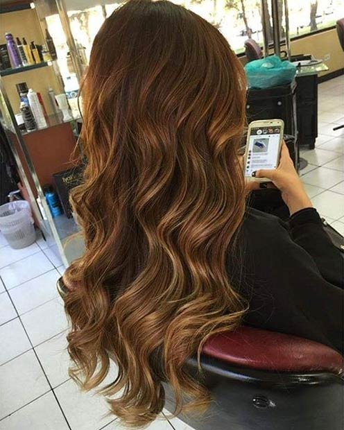 Hottest Balayage Hair  40