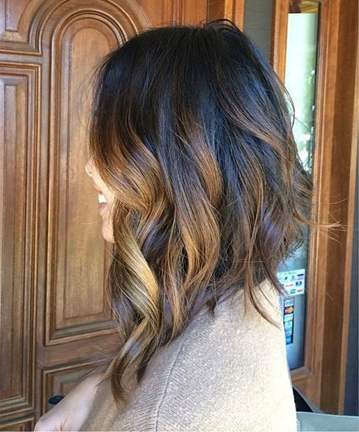Hottest Balayage Hair  41