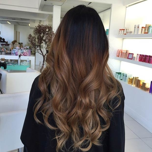 Hottest Balayage Hair  4