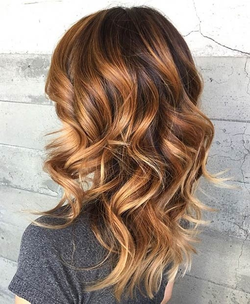 Hottest Balayage Hair  8