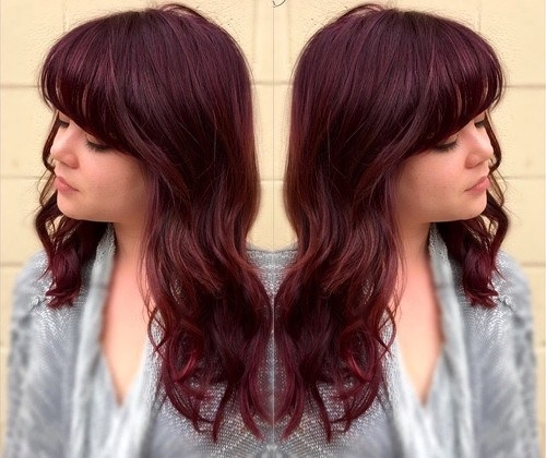 Idées Rouge Couleur des cheveux  11