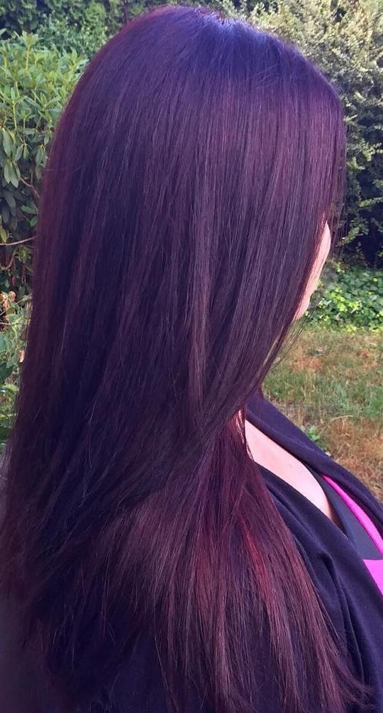 Idées Rouge Couleur des cheveux  19