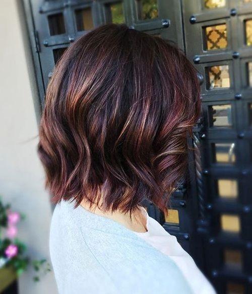 Idées Rouge Couleur des cheveux  2