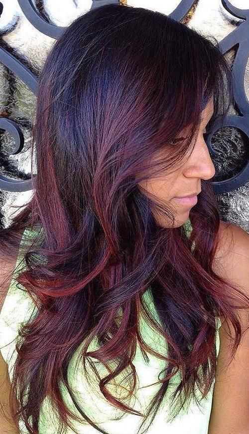 Idées Rouge Couleur des cheveux  5