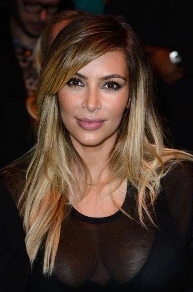 Les Meilleurs Changements Capillaires de Kim Kardashian 2