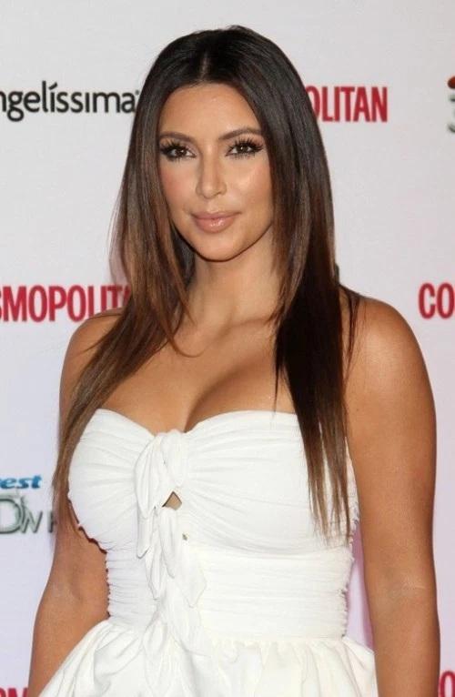 Les Meilleurs Changements Capillaires de Kim Kardashian 3