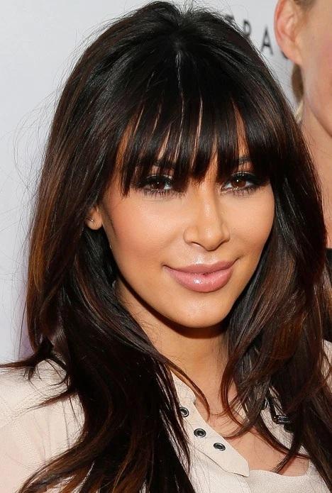 Les Meilleurs Changements Capillaires de Kim Kardashian 8