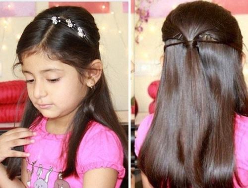 Magnifiques Coiffures Pour Petites Filles 10