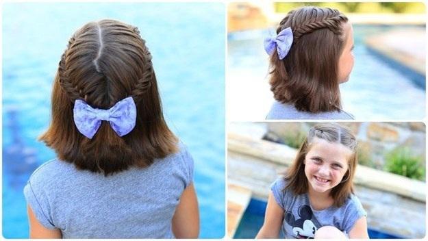 Magnifiques Coiffures Pour Petites Filles 13