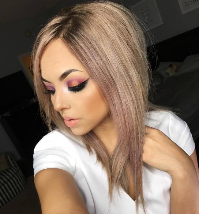Magnifiques Idées de Couleurs Cheveux  1