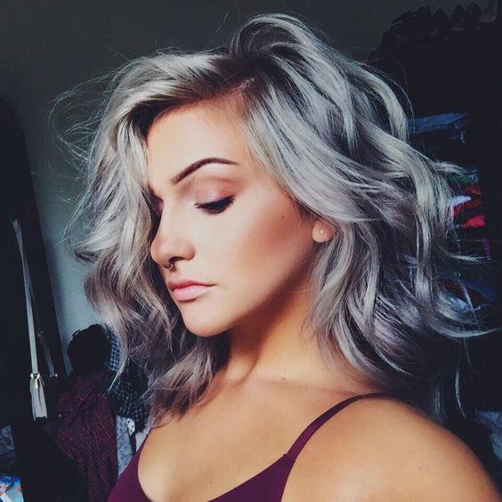 Magnifiques Idées de Couleurs Cheveux  27