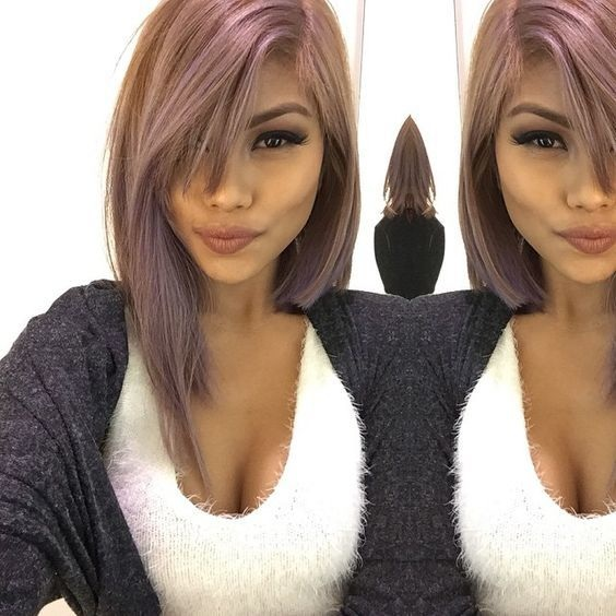 Magnifiques Idées de Couleurs Cheveux  28