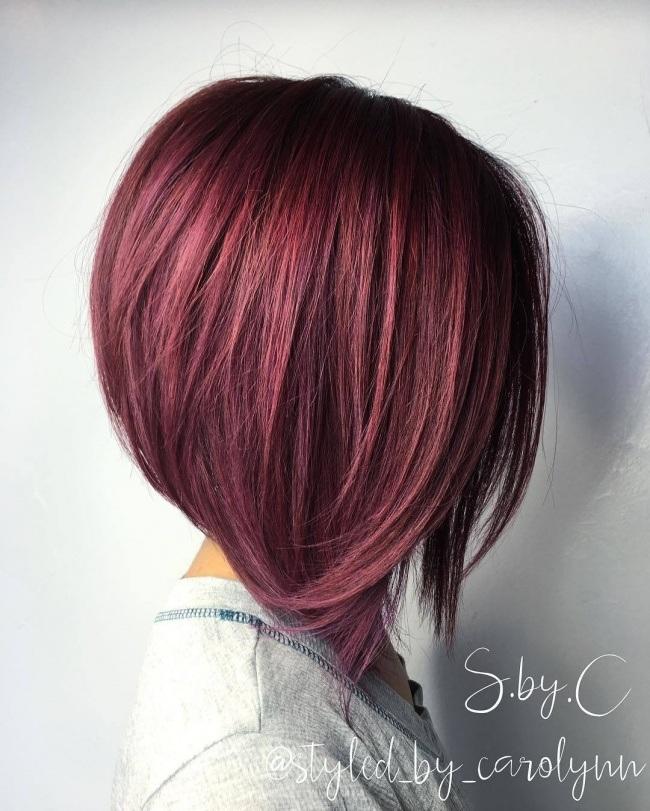 Magnifiques Idées de Couleurs Cheveux  35