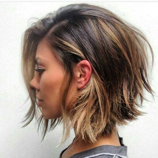 Magnifiques Idées de Couleurs Cheveux  36