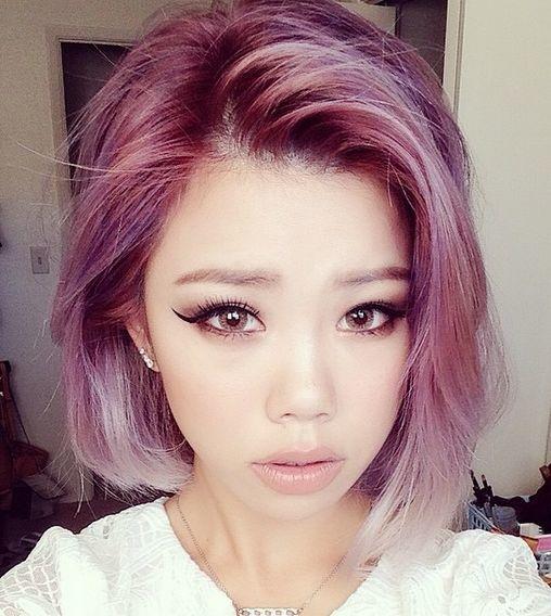 Magnifiques Idées de Couleurs Cheveux  7