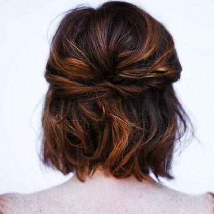 Magnifiques Styles de Cheveux Courts  1