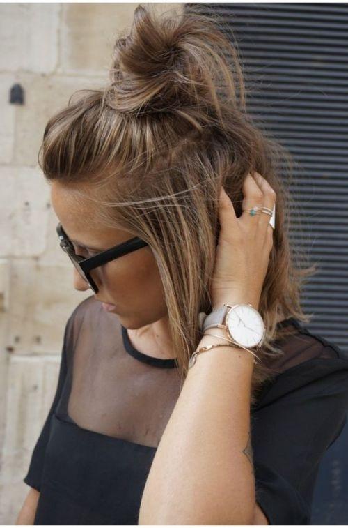 Magnifiques Styles de Cheveux Courts  5