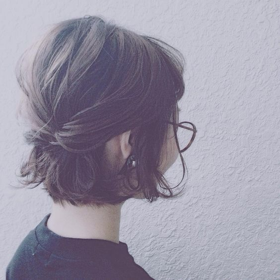 Magnifiques Styles de Cheveux Courts  7