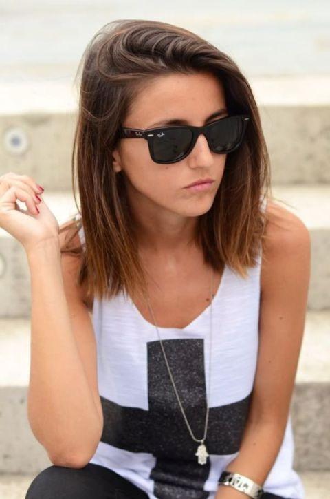 Modèles Cheveux Mi-longs 16