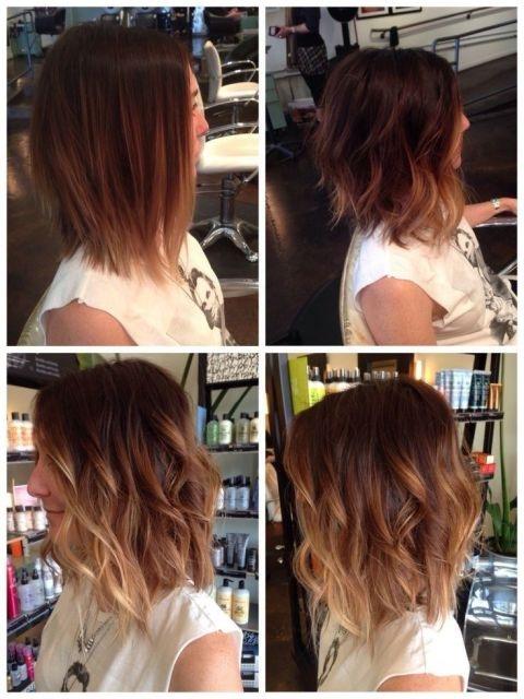 Modèles Cheveux Mi-longs 3