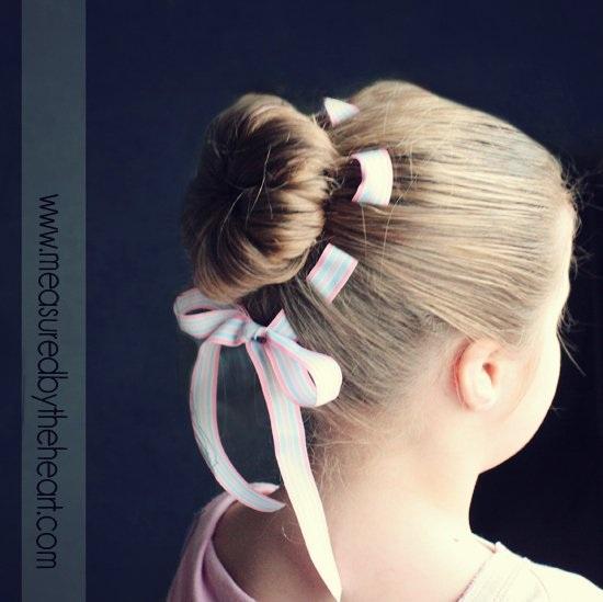 Modèles de Coiffures pour Petites Princesses 1