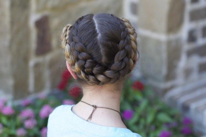 Modèles de Coiffures pour Petites Princesses 10