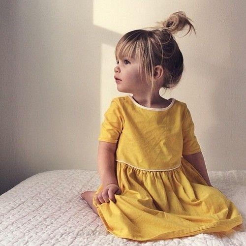 Modèles de Coiffures pour Petites Princesses 14