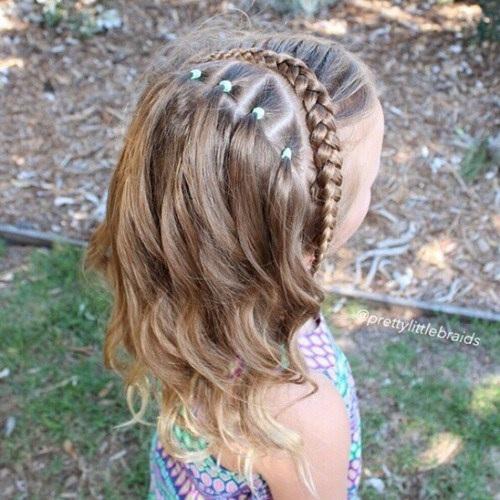 Tressé Hairstyle  1