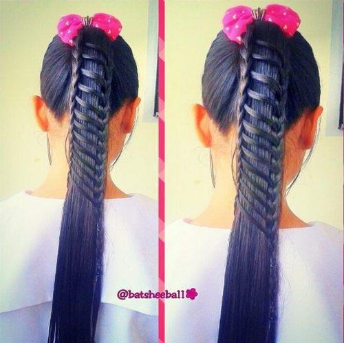 Tressé Hairstyle  12