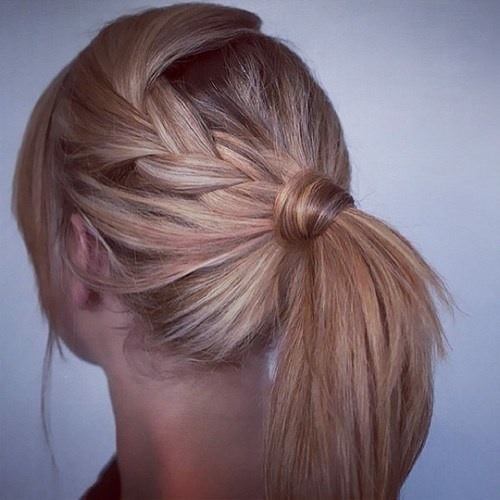 Tressé Hairstyle  13